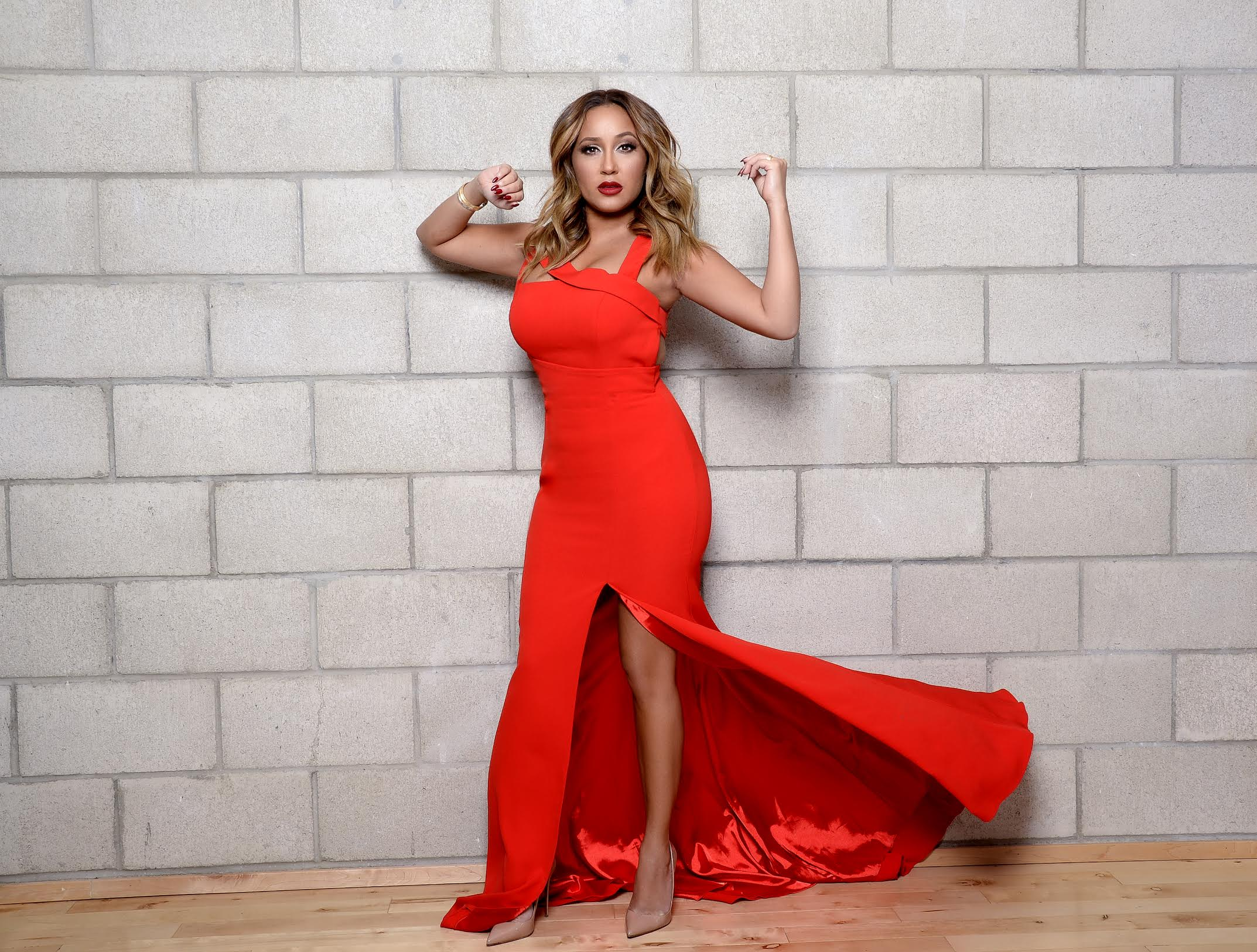 Prowess & Power: The Real Adrienne Bailon