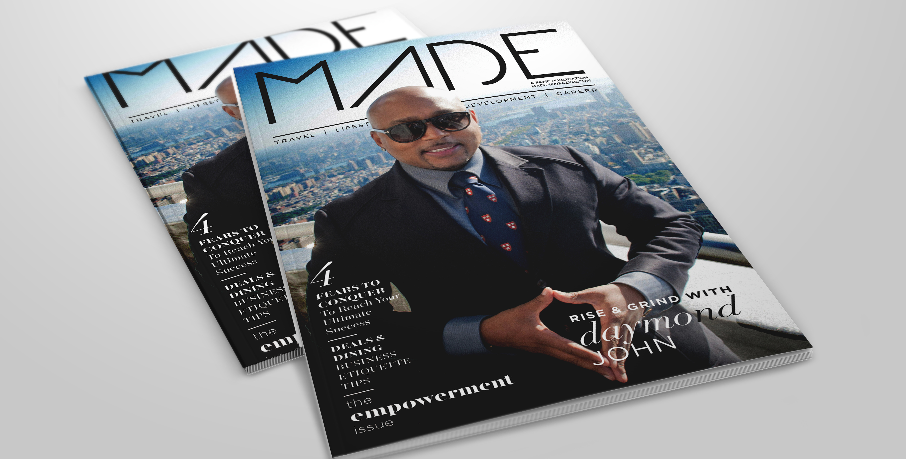 Rise & Grind: The Business of Being Daymond John