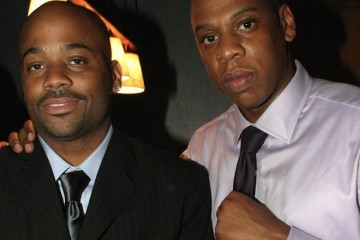 Damon Dash and Jay-Z (Photo by Johnny Nunez/WireImage)