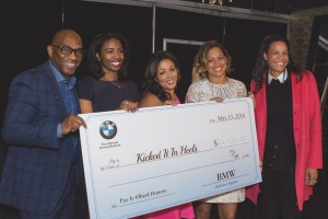 BMW Honors Women Who Pay It 4ward In New York City