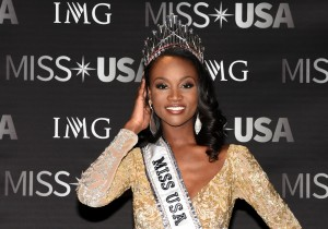 First Lieutenant Crowned Miss USA 2016