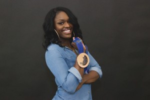 GAME CHANGER: Olympic Bobsledder Aja Evans