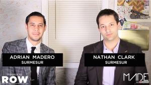 Founders Row with Surmesur: Advice for Entrepreneurs