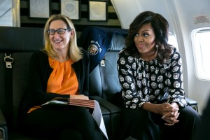 Michelle Obama Is Quietly Planning Her Next Act