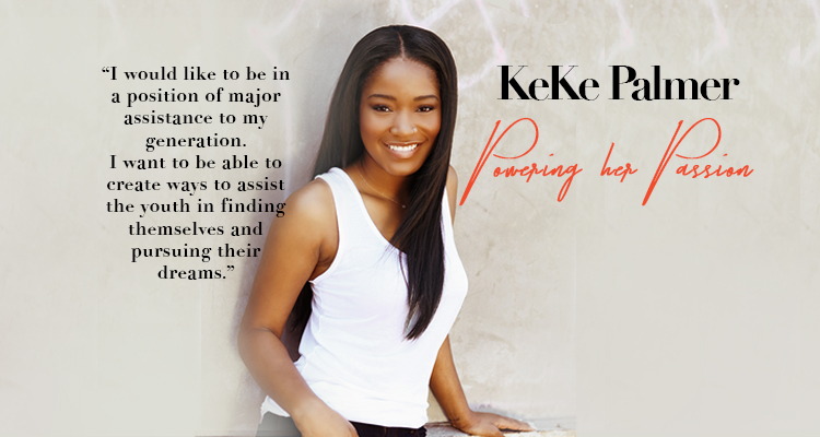 KeKe Palmer: The Queen of Hustle & She's Just Getting Started