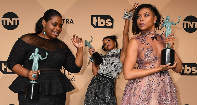 'Hidden Figures,' 'Stranger Things' triumph at SAG Awards