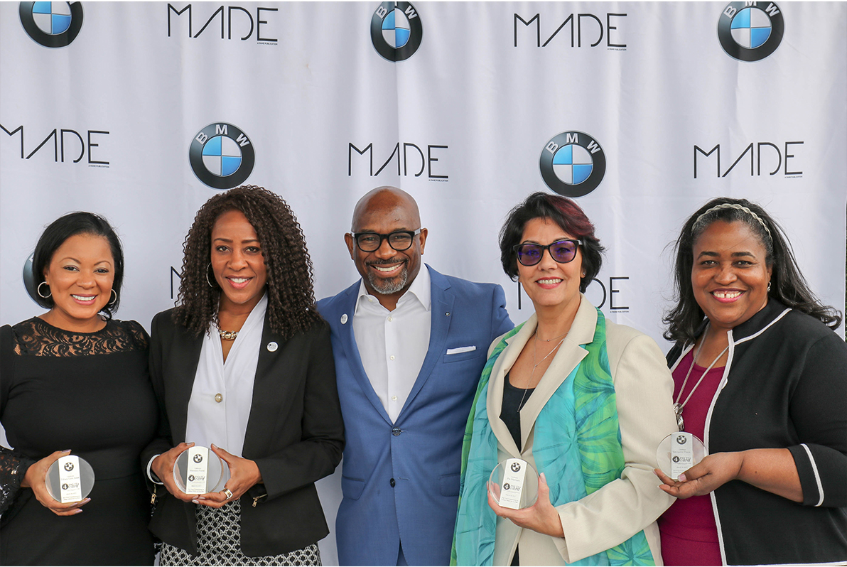 BMW Recognizes Women Driven to Impact Local Community