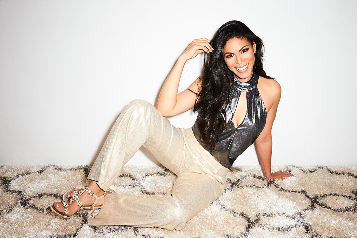 MADE TO WIN:  Merle Dandridge of OWN's GreenLeaf