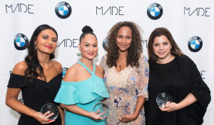 BMW & MADE Honors Women Who Pay It 4ward in NYC