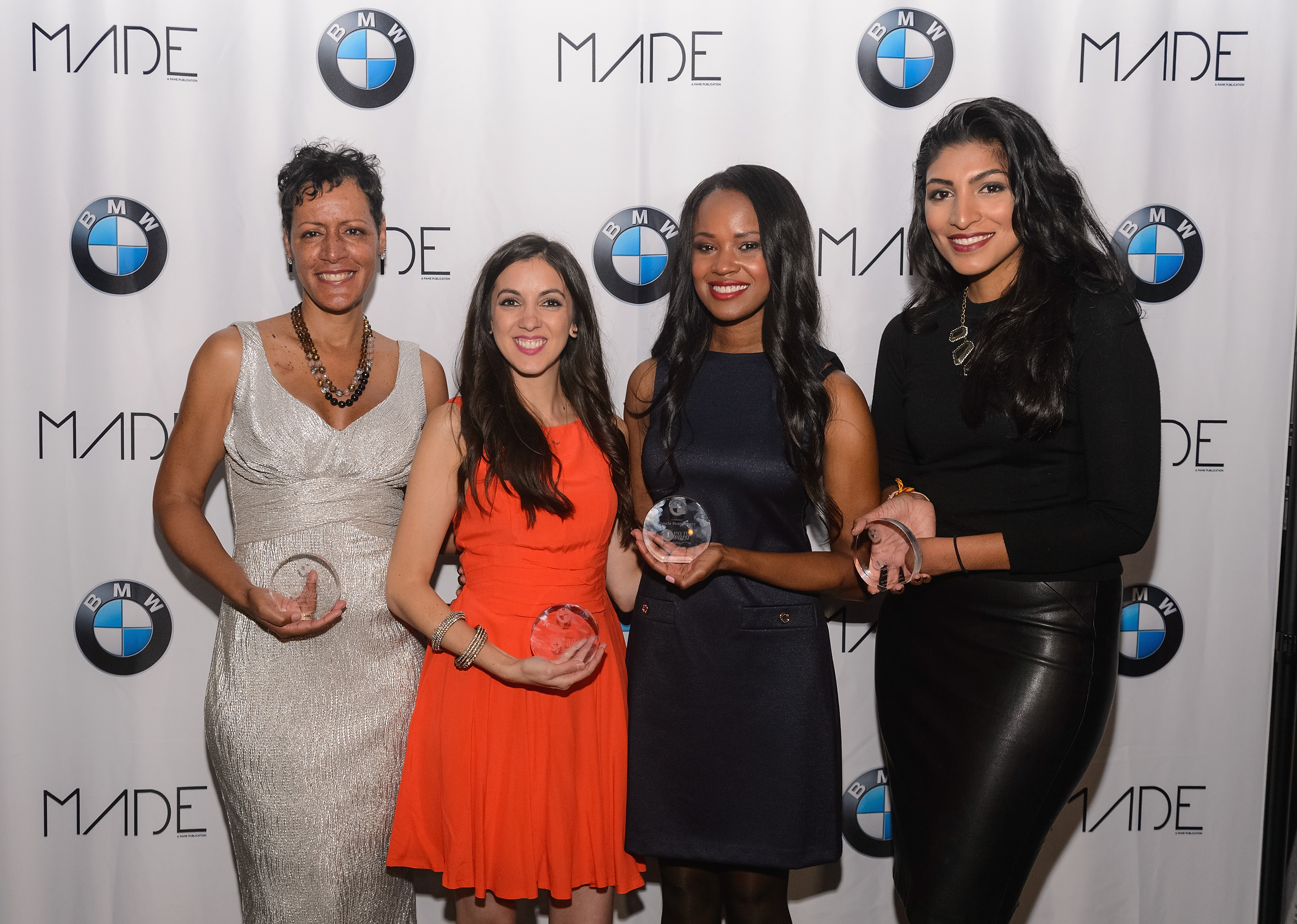 BMW & MADE Celebrate Chicago Women in Philanthropy