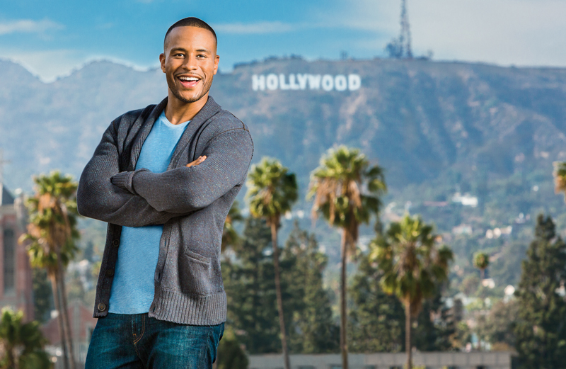 DeVon Franklin: 'Learning to serve God taught me how to be successful'