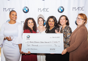 BMW & MADE Celebrate Unsung SHEroes Serving Our Country & Community