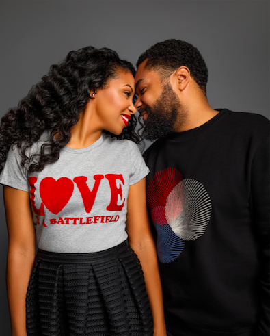 Codie & Tommy Oliver Keep The Conversation Going On 'Black Love'